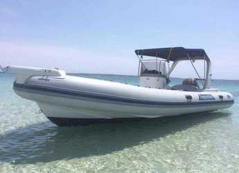 Rent a motorboat in Santa Eulària des Riu - Capelli Tempest 7.5
