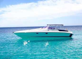 Rent a motorboat in Marina Ibiza - Tullio Abbate 33