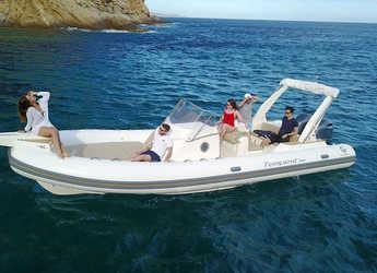 Chartern Sie motorboot in Marina Ibiza - Capelli Tempest 850