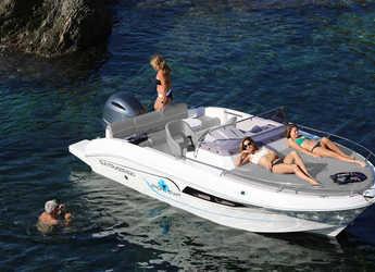 Chartern Sie motorboot in Marina Ibiza - Pacific Craft 630 Sun Cruiser