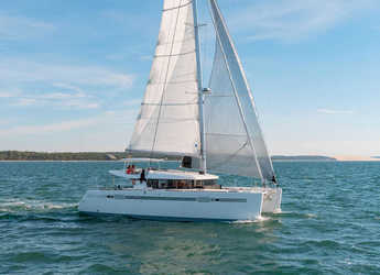 Chartern Sie katamaran in Marina Zadar - Lagoon 450 Sport