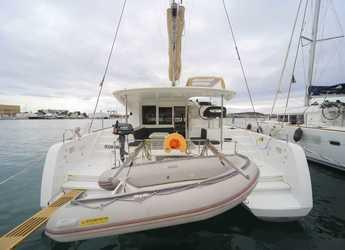 Chartern Sie katamaran in Cala Nova - Lagoon 40