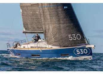Rent a sailboat in Porto Rotondo - Dufour 530