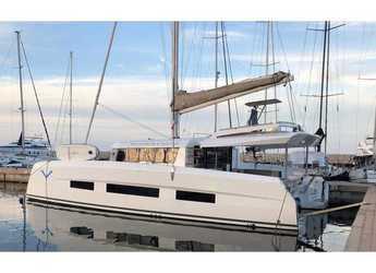Chartern Sie katamaran in Porto Rotondo - Dufour Catamaran 48