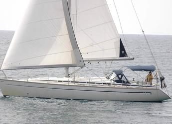 Rent a sailboat in Port Olimpic de Barcelona - Bavaria 46 Cruiser