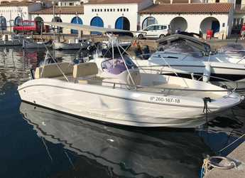Rent a motorboat in Cala Ratjada - Sessa Key Largo One