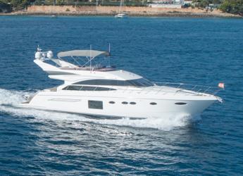 Chartern Sie yacht in Marina Port de Mallorca - Princess 64