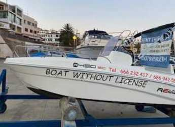Rent a motorboat in Cala Ratjada - Remus SC