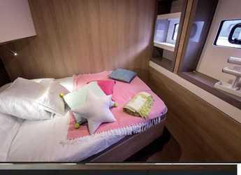 Rent a catamaran in Marina Sudcantieri - Bali 5.4