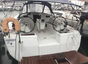 Rent a sailboat in Marina Sudcantieri - Sun Odyssey 449