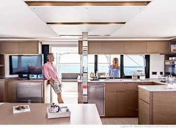 Chartern Sie katamaran in Marina di Portorosa - Lagoon 46