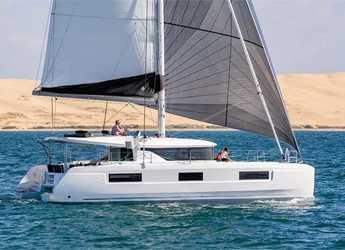 Alquilar catamarán en Salerno - Lagoon 46 (4+2cab)