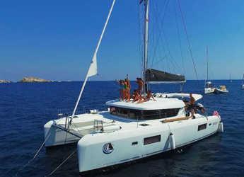 Alquilar catamarán en Marina di Villa Igiea - Lagoon 42
