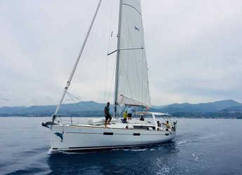 Rent a sailboat in Marina di Villa Igiea - Oceanis 45