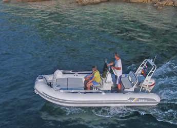 Rent a dinghy in Port of Pollensa - Zar mini LUX 16