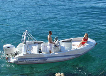 Rent a dinghy in Port of Pollensa - Zar 57 Well Deck