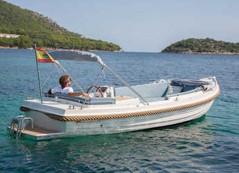 Rent a dinghy in Port of Pollensa - Interboat 19