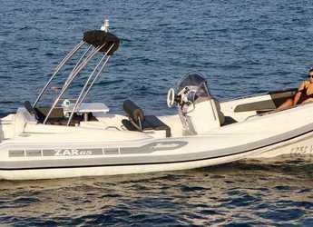 Rent a dinghy in Port of Pollensa - Zar 65 SCL