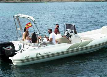 Rent a dinghy in Port of Pollensa - BSC 75