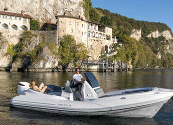 Rent a dinghy in Port of Pollensa - Zar 79 SL