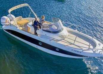 Rent a motorboat in Marina Ibiza - Sessa Key Largo 30