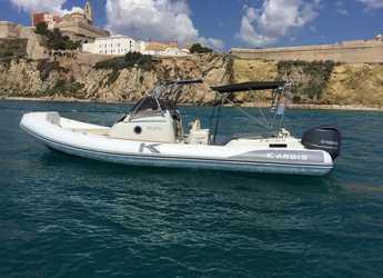 Rent a dinghy in Club Náutico Ibiza - Kardis 30