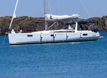 Rent a sailboat in Cagliari - Oceanis 48
