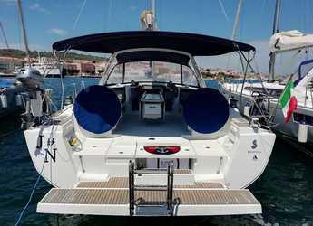 Rent a sailboat in Cagliari - Oceanis 45