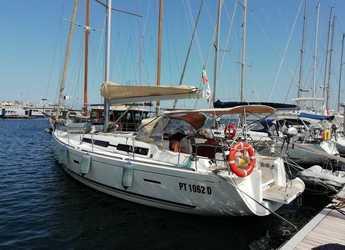 Rent a sailboat in Cagliari - Dufour 405 GL
