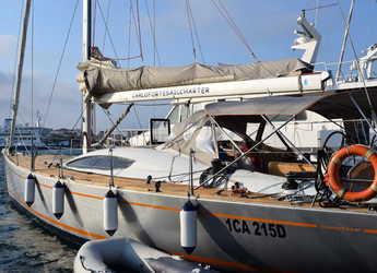 Rent a sailboat in Carloforte - Comet 52 RS