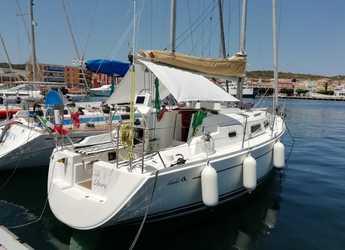 Rent a sailboat in Carloforte - Hanse 315