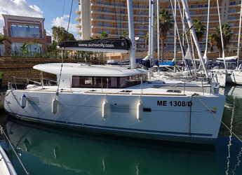 Chartern Sie katamaran in Marina di Portorosa - Lagoon 400 S2
