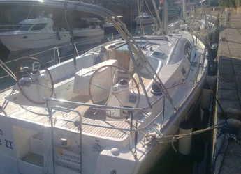 Chartern Sie segelboot in Marina di Portorosa - Oceanis 40
