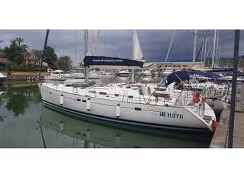 Chartern Sie segelboot in Marina di Portorosa - Oceanis 473
