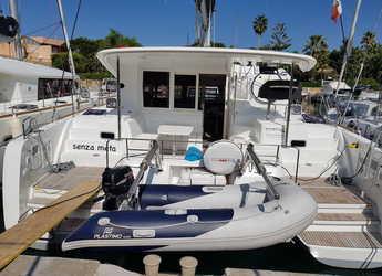 Chartern Sie katamaran in Marina di Portorosa - Lagoon 40