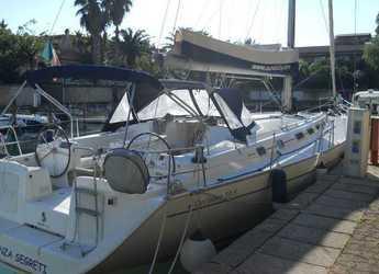 Rent a sailboat in Marina di Portorosa - Cyclades 50.5
