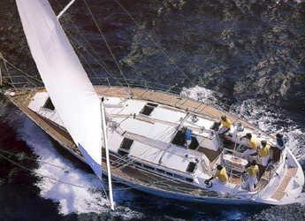 Rent a sailboat in Playa Talamanca - Oceanis 500
