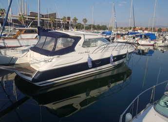 Rent a motorboat in Port Badalona - Windy 37 Grand Mistral