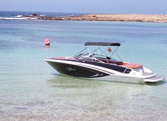 Rent a motorboat in Marina Botafoch - Glastron GT 245