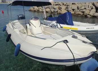 Rent a dinghy in Can pastilla - Scanner 710 Envy
