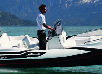 Rent a dinghy in Can pastilla - Zar 53