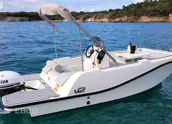 Alquilar lancha en Club Nautic Costa Brava - V2 Boats 5.0
