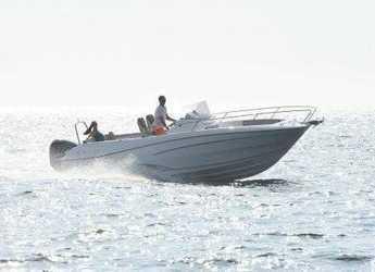 Rent a motorboat in Puerto Deportivo Cala'n Bosch - Jeanneau Cap Camarat 7.5 CC