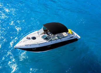 Rent a motorboat in Marina Botafoch - Cobalt 303