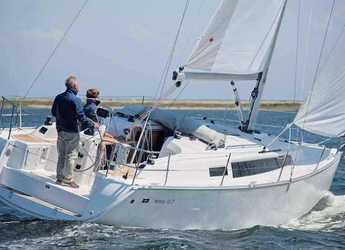Chartern Sie segelboot in Carboneras - Bavaria Cruiser 34
