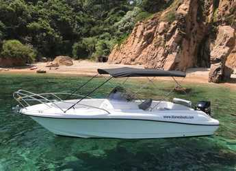 Rent a motorboat in Puerto de blanes - Marion