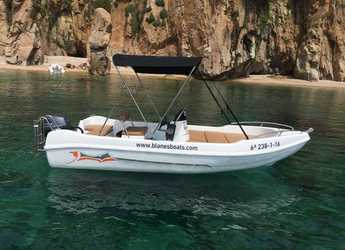 Rent a motorboat in Puerto de blanes - Voraz 450