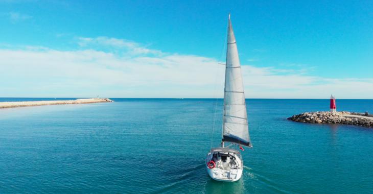 Rent a sailboat in Marina el Portet de Denia - Jeanneau Sun Odyssey 409