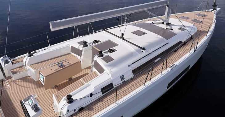 Rent a sailboat in Marina el Portet de Denia - Dufour 470