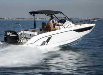 Rent a motorboat in Port Mahon - Beneteau Flyer 8 Sundeck